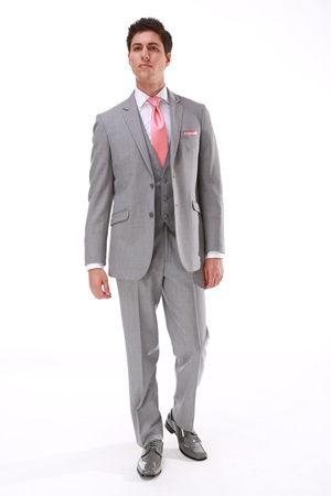 Picture of Light Grey Suit