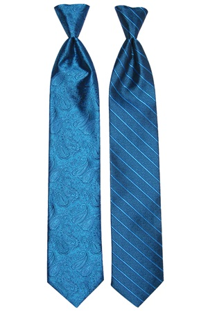 Picture of Aqua Marine Vertical Windsor Ties