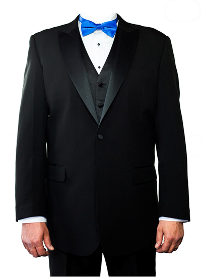 Picture of Poly Tuxedo Uniform